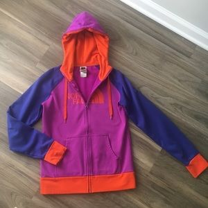 The North Face Zip Up Women's Hoodie Size Small